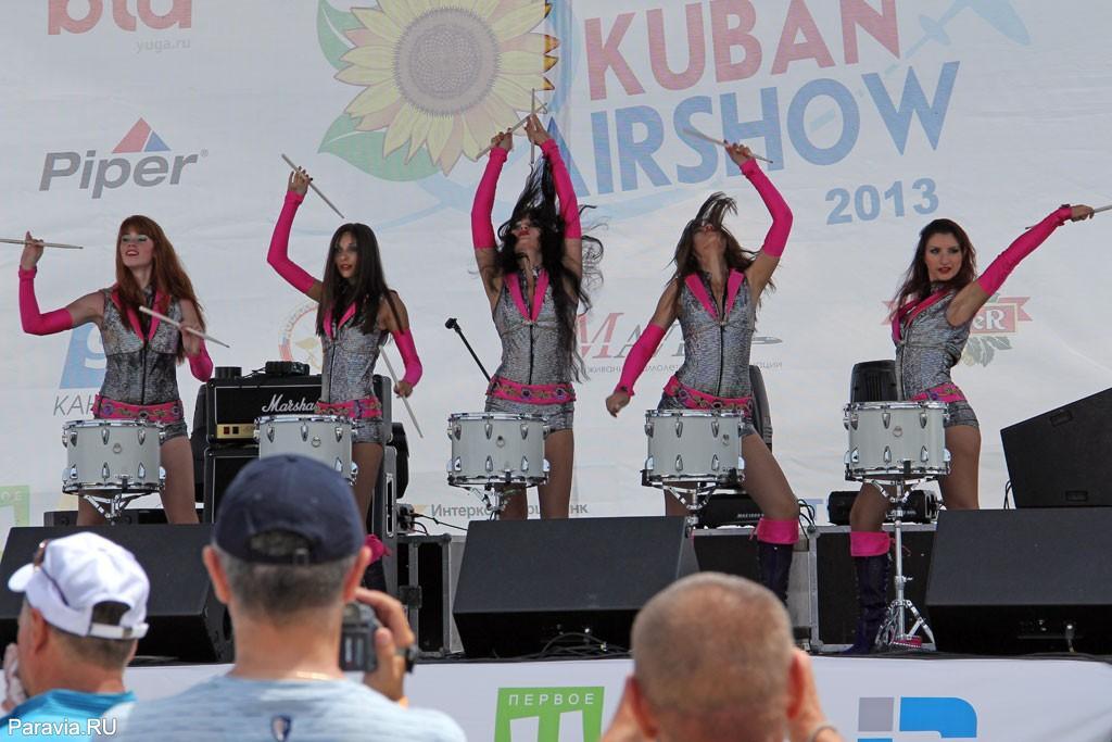 Международный фестиваль частной авиации Kuban Airshow 2013
