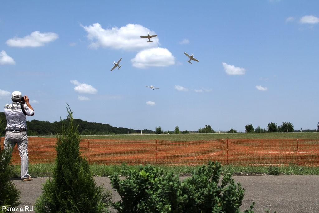 Фестиваль частной авиации Kuban AirShow 2013